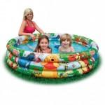 Πισίνα WINNIE THE POOH Three ring pool INTEX 58915