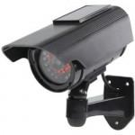 Ομοίωμα Kάμερας Security για Εξωτερικό Χώρο, Με IR LED KONIG-SAS-DUMMY CAM 30