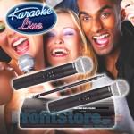 Ψηφιακή Συσκευή για Karaoke με Δύο Ασύρματα Μικρόφωνα SHANHAIWER S3007 DIGITAL VHF