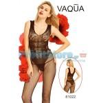 Ολόσωμο Sexy Καλσόν Δίχτυ με Εντυπωσιακά Σχέδια Μπροστά VAQUA-81022