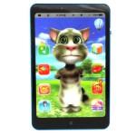 Παιδικό Tablet Talking Tom με τον Έξυπνο Γατούλη που Μιλάει και Τραγουδάει