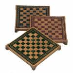 Σκακίερα Χάλκινη - 36x36cm