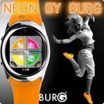 Ρολόι - Έξυπνο Κινητό Τηλέφωνο BURG12