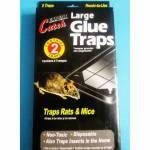 Οικολογική Παγίδα Κόλλας για Ποντίκια, Κατσαρίδες & λοιπά Έντομα Σετ 2 τεμ.