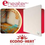 Θερμαντικό Πάνελ Τοίχου - Econo Heat 425W - Κατανάλωση ΜΟΝΟ 0,05€ ανά 'Ωρα