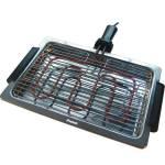 Ηλεκτρικό BBQ με Αποσπώμενη Σχάρα 1600W Τετράγωνο με Χερούλι PRIMO YD 305