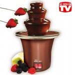 Συσκευή Συντριβάνι για Fondue Σοκολάτας - Mini Fondue Chocolate Fountain