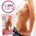 Αόρατα Αυτοκόλλητα Ανόρθωσης Στήθους - Bye Bra