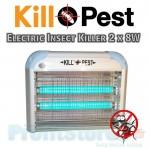 Ηλεκτρικό Εντομοκτόνο 16 Watt ( 2 x 8 ) Pest Killer MD-16WA