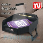 Πολυλειτουργικό Τραπεζάκι - Δίσκος για τον Βραχίονα του Καναπέ - Arm Rest Tray Table