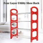 Πρακτική Ραφιέρα Παπουτσοθήκη - Utility Shoe Rack