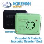 Ισχυρή Φορητή Συσκευή Απώθησης Κουνουπιών με Υπερήχους AO-149