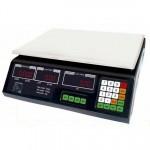 Ψηφιακή Ζυγαριά Λιανικής 40 Κιλών Διπλής Οθόνης με Αυτόματο Υπολογισμό Τιμής ACS40