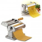 Ανοξείδωτη Μηχανή Κατασκευής Ζυμαρικών και Φύλου - Φτιάξτε Εύκολα Σπιτικά Ζυμαρικά