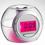 Πολύχρωμο Ρολόι - Ξυπνητήρι με Ήχους από την Φύση