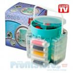 Σετ Ραπτικής με 210 τεμάχια - Deluxe Sewing Kit & Storage Caddy