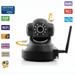 Ασύρματη Ρομποτική IP WiFi/Ethernet Κάμερα Pan/Tilt με Νυχτερινή Λήψη EasyN 7951