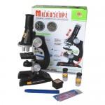 Εκπαιδευτικό Μικροσκόπιο με Μεγέθυνση έως και 450x & LED φωτισμό