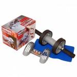 Ρόδα Εκγύμνασης Κοιλιακών και Σώματος με επαναφορά -  Power Stretch Roller