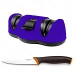 Διπλό Ακονιστήρι Κουζίνας για Μαχαίρια και Ψαλίδια