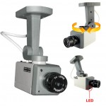 Ομοίωμα Κάμερας με Ανίχνευση Κίνησης, Περιστροφή & Flashing LED