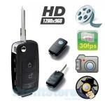 Κρυφή Κάμερα - Καταγραφικό με ανίχνευση κίνησης - Mini CarKey DVR Spy Camera S818