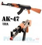 Αεροβόλο Όπλο Μοντελισμού Τύπου ΑΚ47 721A Assault Rifle