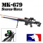 Αεροβόλο Όπλο Μοντελισμού Τύπου Intervention MK679 Sniper Rifle