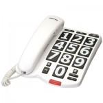 Ενσύρματο Τηλέφωνο με Μεγάλα Πλήκτρα για Ηλικιωμένους SWITEL TE18
