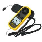 Ψηφιακό Ανεμόμετρο - Θερμόμετρο Χειρός - Pro-Instruments - GM816