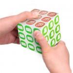Ο Κύβος του Ρουμπικ με εικονίδια - Rubik Cube Mobile icons