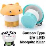 Εξολοθρευτής Κουνουπιών και Εντόμων Νέας Γενιάς Cartoon Air Kill Pest