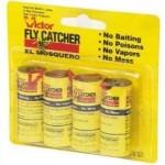 Παγίδες Κόλλας για Μύγες - Σετ 8 τεμαχίων