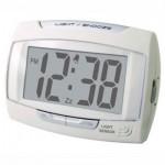 Επιτραπέζιο Ρολόϊ - Ξυπνητήρι με lcd Οθόνη & Αισθητήρα Φωτός - Κλιμακωτή Ένταση Alarm