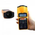 Ψηφιακός Μετρητής Αποστάσεων με Laser
