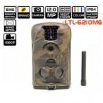Αυτόνομη κρυφή δικτυακή GSM κάμερα εξωτερικού χώρου, νυχτερινής λήψης με αυτονομία 6 μηνών