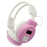 Πρωτοποριακά Ακουστικά Mp3 Player & FM Radio