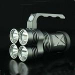 Φακός Προβολέας με 4 Πανίσχυρα LED AIMIFire N20 4 CREE XM-L U 3000LM