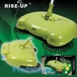 Πρωτοποριακή Σκούπα RiseUp 360 Hand Propelled Sweeper