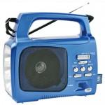 Digital Music Player/Recorder USB/SDcard - FM Radio και Φακός LED