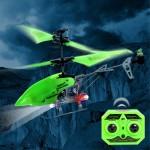 Τηλεκατευθυνόμενο Ελικόπτερο NIGHT NUNTER με Γυροσκόπιο & Φωτισμό
