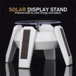 Ηλιακή Περιστρεφόμενη Βάση Προβολής Βιτρίνας - Solar Display Stand