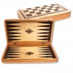 Τάβλι - Σκάκι Ξύλινο Καφενείου - Standard