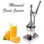 Χειροκίνητος Ανοξείδωτος Αποχυμωτής Φρούτων - Manual Fruit Juicer