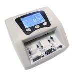 Μηχανή Ανίχνευσης Πλαστών και Καταμέτρησης Αξίας Χαρτονομισμάτων με Οθόνη LCD