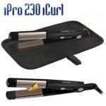 Σίδερο για ίσιωμα και μπούκλες iPro230 iCurl Nano Titanium Ceramic
