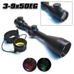 Διόπτρα Μονόκυαλο Σκοπευτικό - Hunting Rifle Scope 3-9 Χ 50EG Illuminated Zoom