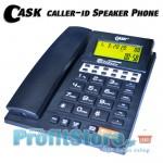 Επιτραπέζιο Τηλέφωνο με Αναγνώριση Κλήσης, Φωτιζόμενη Οθόνη LCD & Μεγάλα Πλήκτρα