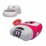 Επαναφορτιζόμενη Γυναικεία Αποτριχωτική - Ξυριστική  Μηχανή 2 σε 1 Kemei KM-207