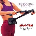 Πολυόργανο Γυμναστικής για Ολόκληρο το Σώμα- Maxi Trim